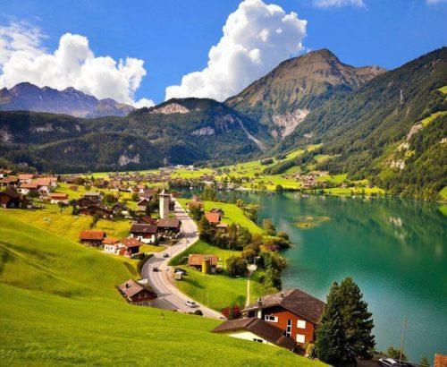 Швейцарська казка