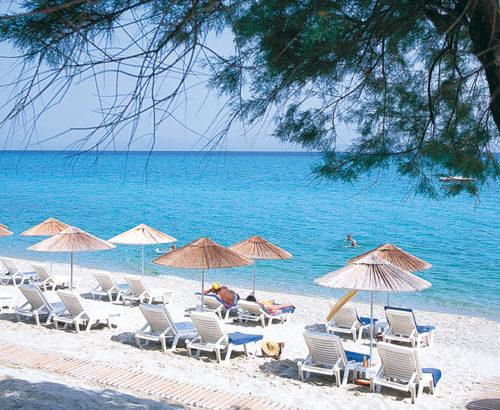 Грецькі канікули в Grecotel Pella Beach 4*