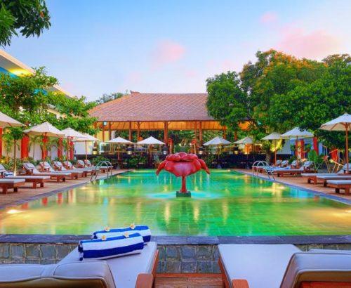 Поринь у рай насолоди – о. Балі. Ozz Hotel Kuta Bali 4*