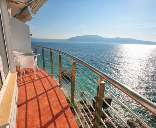 Безмежно красива балканська країна – Албанія! NIMFA 3*
