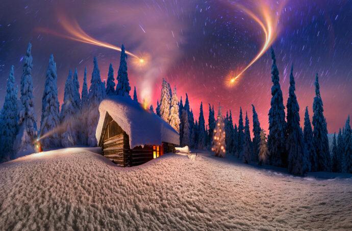 Мрієте про незабутній Новий Рік?🎄