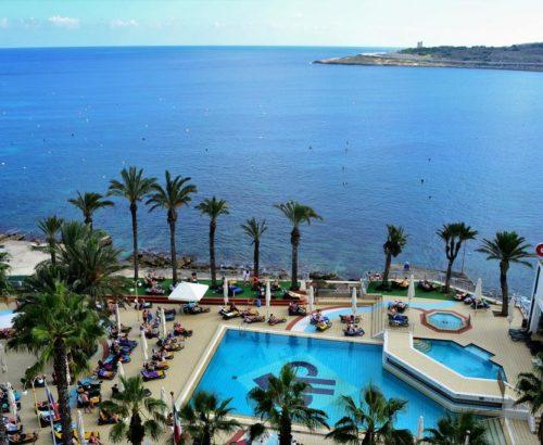 Відкрий для себе Мальту – QAWRA PALACE HOTEL 4*