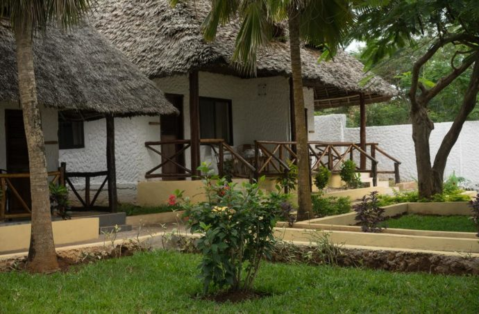 Hakuna matata на Занзібарі!!!Tanzanite Beach Resort 3*