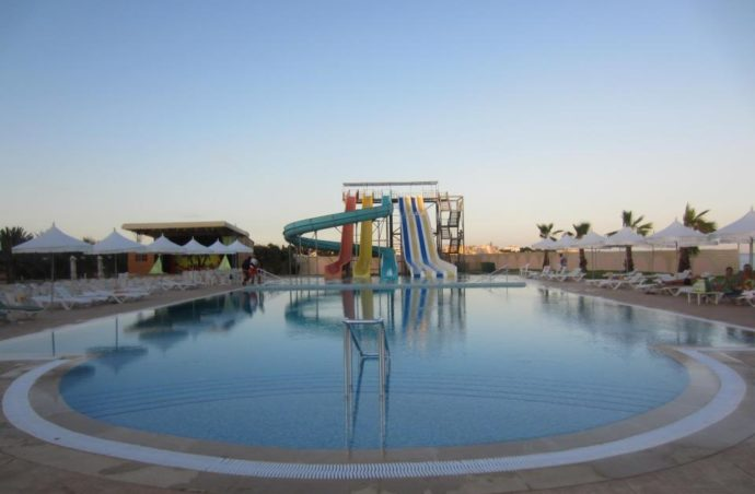 Відпочинок у готелі NOVOSTAR KHAYAM GARDEN BEACH & SPA 4*