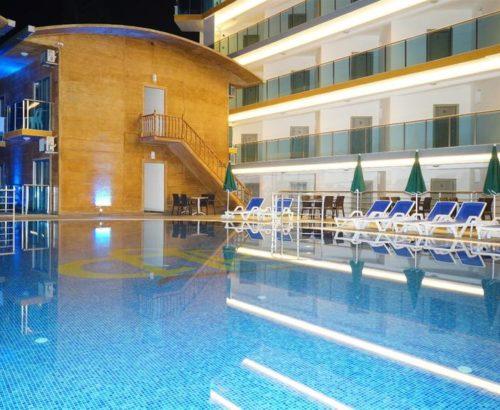 Сімейний відпочинок в Arsi Enfi City Beach Hotel 4*