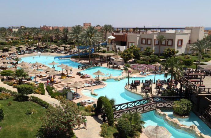 Гарячий ціни в Єгипет на 11 ночей