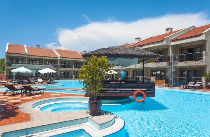 Club Hotel Turan Prince World 5* (Кызылач)