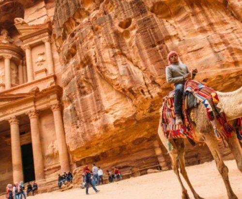 Близький Схід поруч. Йорданія… Al Waleed Rum Hotels 3*