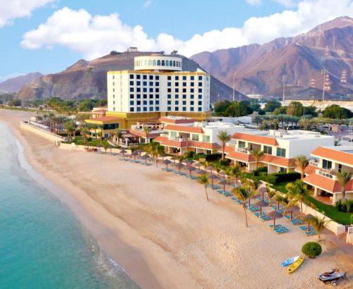 Заповітна відпустка в ОАЕ!