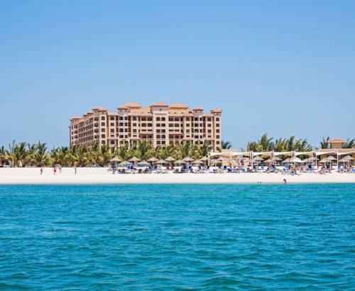 Незабутній відпочинок в Marjan Island Resort & Spa  5*
