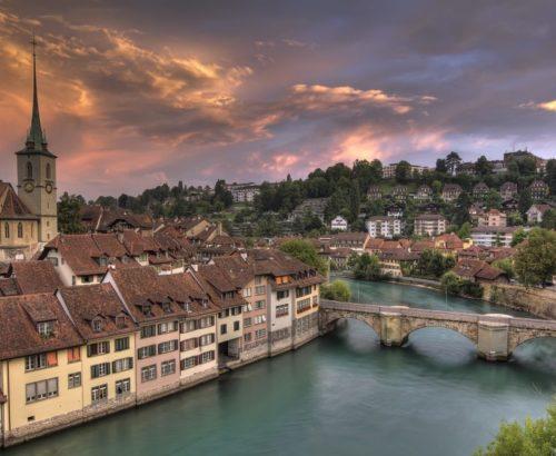Ідеальне тріо: Цюрих, Прага і Мюнхен