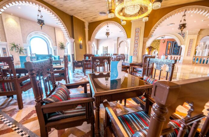 🔹 Sentido Mamlouk Palace 5* (Хургада)