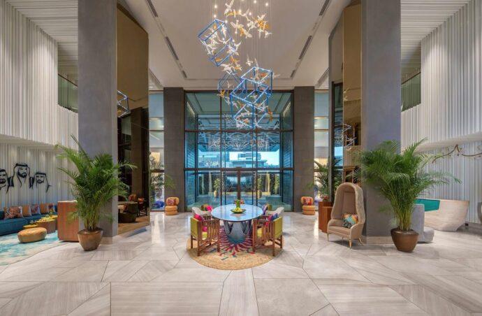 Andaz Dubai The Palm 5* – Дубай – Пальма.