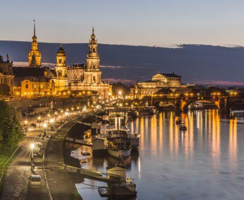 Вікенд у Празі та Дрездені – 58 EUR