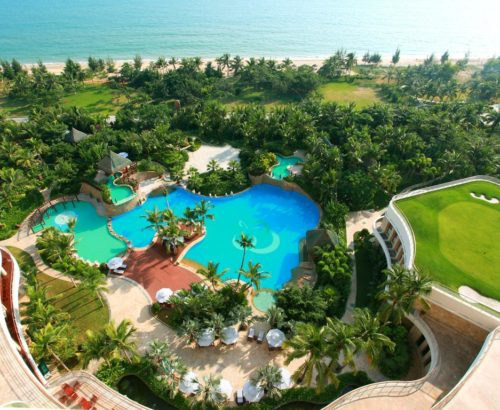 Новий Рік у Китаї – Grand Soluxe Hotel & Resort Sanya 5*- 692 $