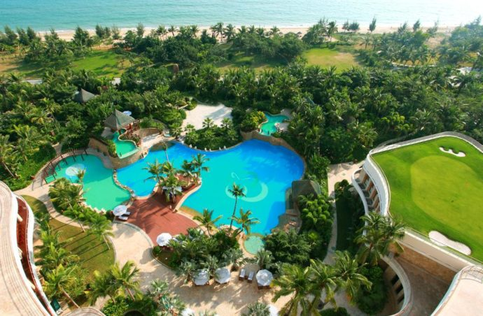 Новий Рік у Китаї – Grand Soluxe Hotel & Resort Sanya 5*- 692 $