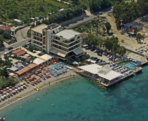 Відчуй красу Албанської Рив'єри в PARADISE BEACH HOTEL 4*