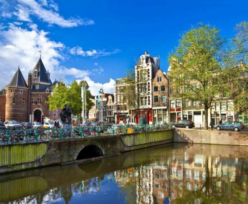 Відпустка в Амстердамі