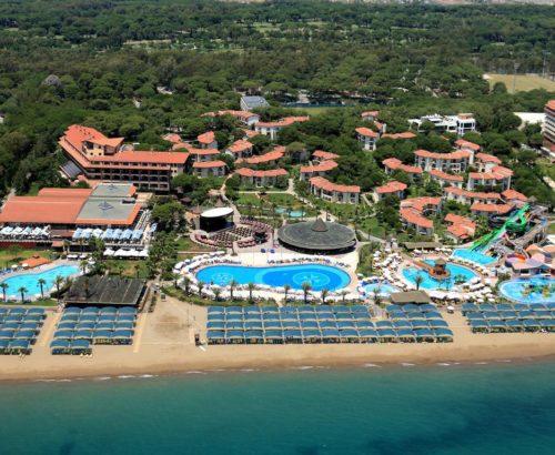 Незабутній сімейний відпочинок! Туреччина! Papillon Belvil Hotel Resort & Spа 5*