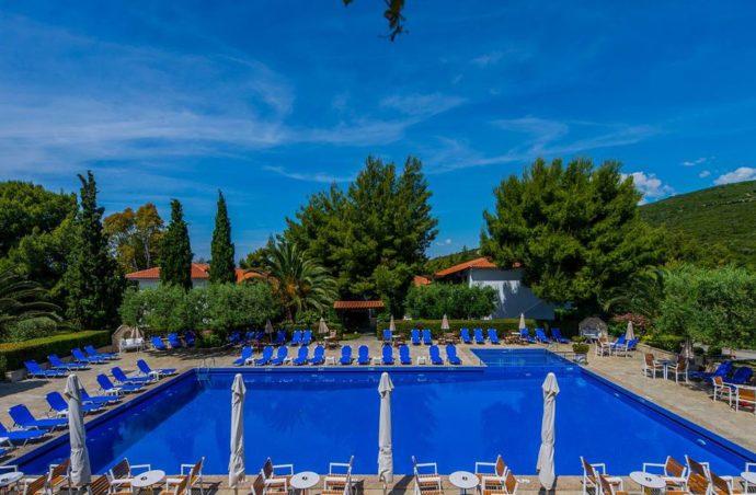 Мальовнича Греція, Philoxenia Hotel 4*- 335 Eur