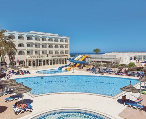 Сімейний відпочинок  у готелі Primasol El Mehdi 4*