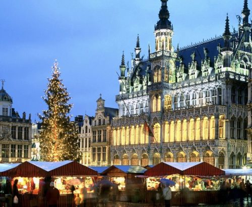 Амстердам та Брюссель за 99 Eur!