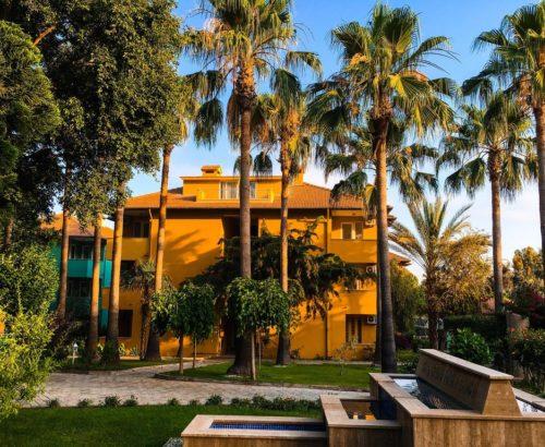 Курортний готель ARMAS GREEN FUGLA BEACH 4 *