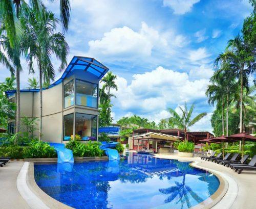 Відпочинок у Novotel Phuket Surin Beach 4*