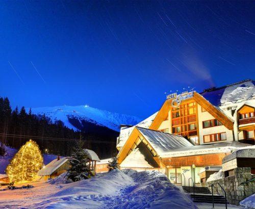 Гірськолижний SPA – вікенд в Hotel Grand Jasna 4*