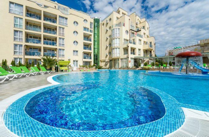 Півмісяця сонця, моря і тепла! Болгарія за вигідною ціною!