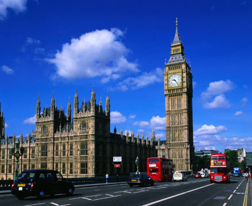 Королівська відпустка: Англія+Шотландія