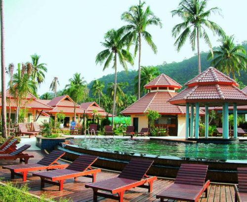Райський відпочинок на о. Ко Чанг