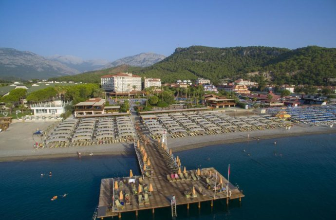Бархатний сезон у Туреччині!