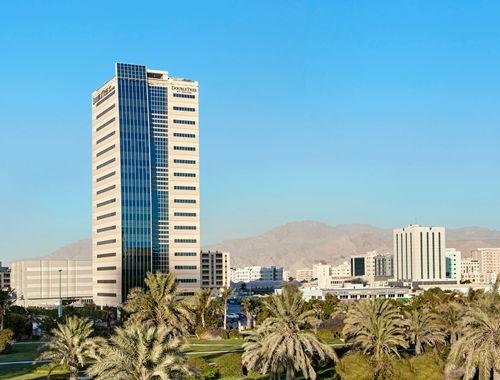 Гаряча пропозиція – Doubletree by Hilton Ras Al Khaimah 4* усього за 287$