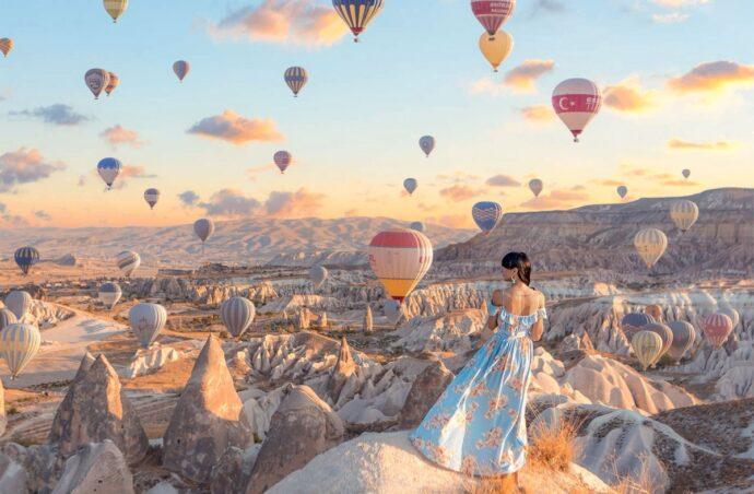 Чарівна Каппадокія та захоплюючий Стамбул