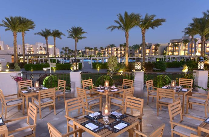 VIP готелі Шарм Ель Шейху!