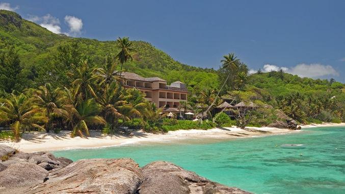 """Земний рай"" на Сейшелах! Double Tree By Hilton Seychelles Allamanda Resort & Spa 4*"