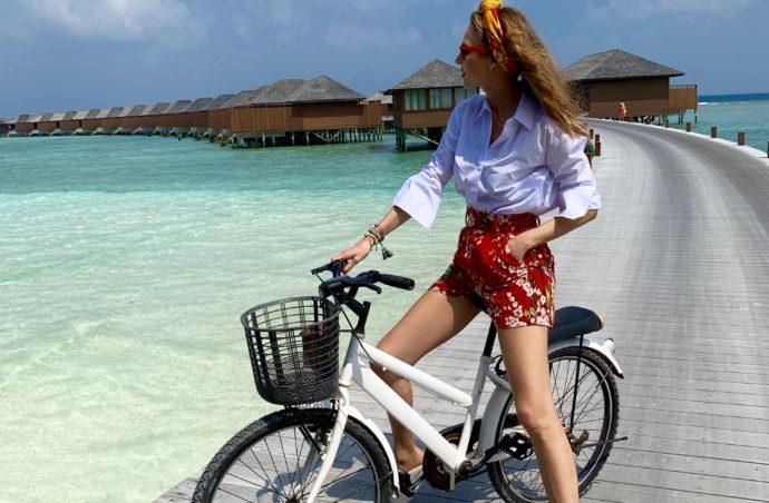 Hideway Beach Resort and Spa 5*, райське місце на Мальдівах!