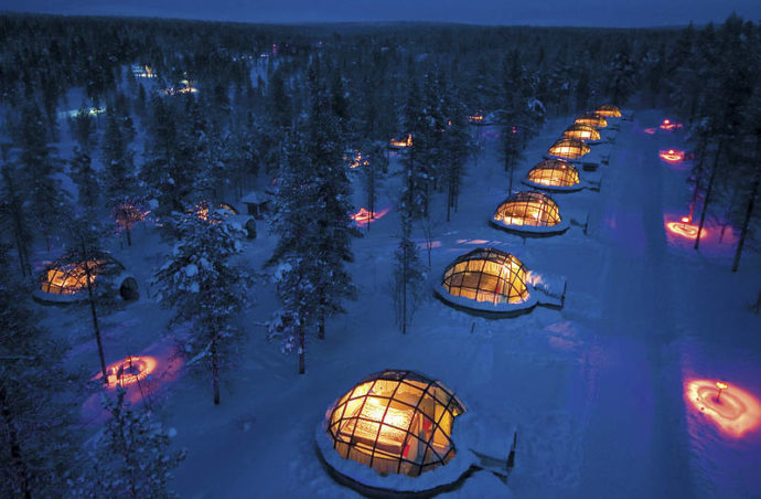 «Фінляндія: Зустріч з Сантою  НА НОВИЙ РІК 2020»