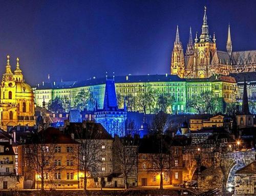 Зустрічай Новий Рік у Чехії