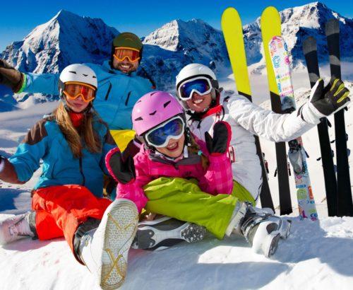 На лижі в Словаччину за 108 євро!!!