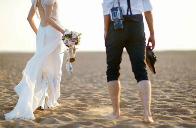 ♥ Весільна церемонія на Марсі :)