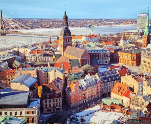 Рига, Стокгольм та Юрмала – 48 Eur