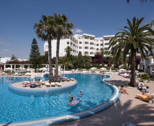 Білосніжні пляжі та стародавня історія..це Туніс! CLUB NOVOSTAR SOL AZUR BEACH CONGRES 4*