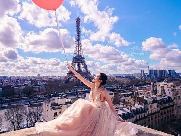 Моя мрія – Париж! А Ваша? Не пропустіть літаком зі Львова!!!