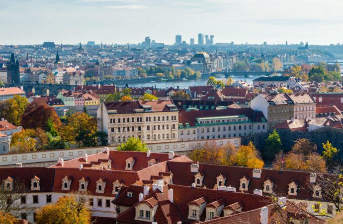 Екскурсійний Авіа тур у Прагу зі Львова!