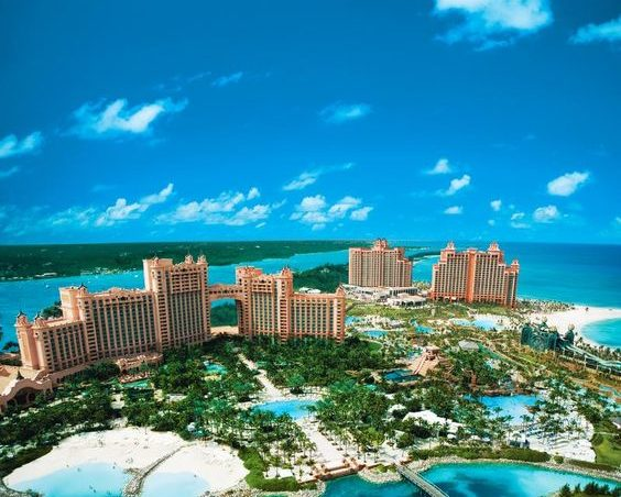 Райський відпочинок на Багамах. Royal Towers Atlantis Autograph 5*