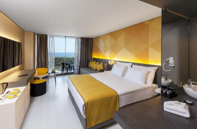 Сучасний  BOSPHORUS SORGUN HOTELS 5 *(Сіде) – 532 Eur