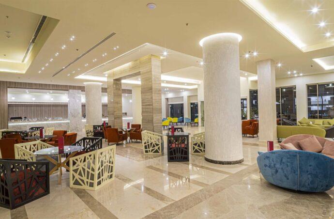 Відпочинок в улюбленому готелі  Amarina Abu Soma Resort & Aquapark 5*