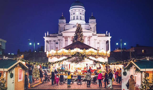 Балтійська новорічна ніч!